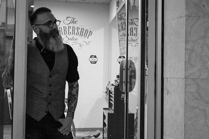 Sesión de fotografía BarberShop