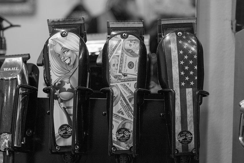 Maquinillas de afeitar americanas