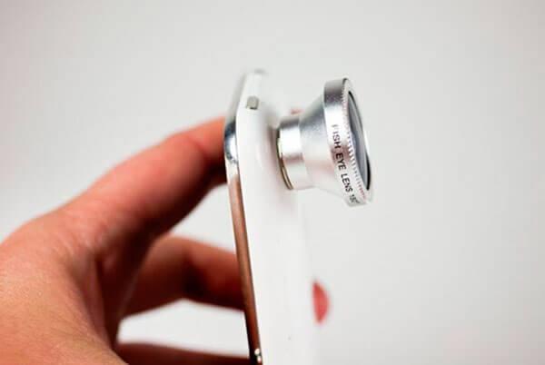 Amplia tu cámara gracias a estas lentes para tu móvil