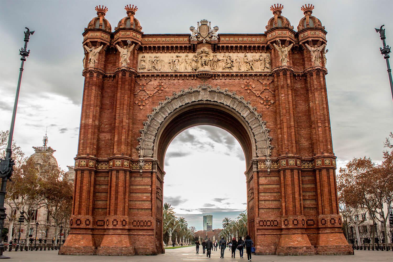 Arco Triumfo Barcelona