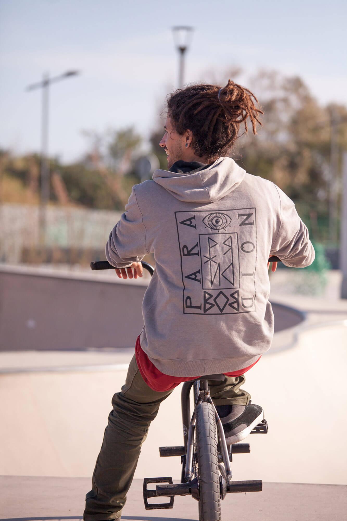Piloto de Street BMX