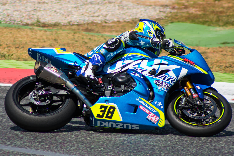 Fotógrafa profesional motogp