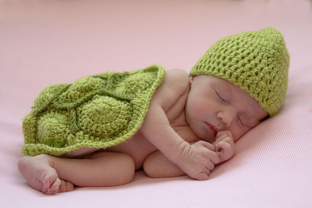 Fotografía bebe disfrazado en Barcelona