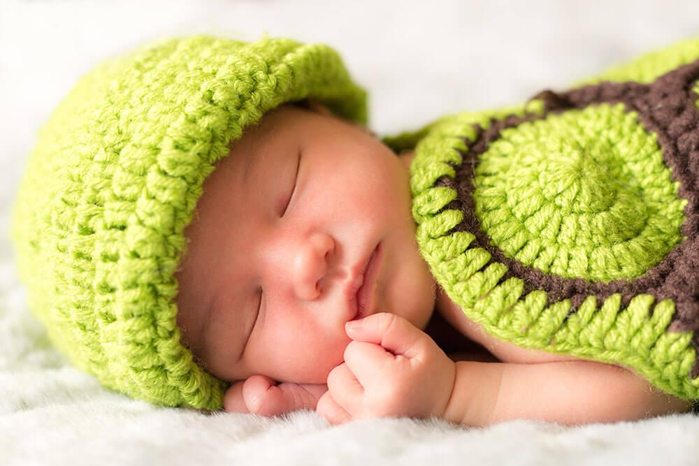 Fotografía de recién nacidos en Barcelona