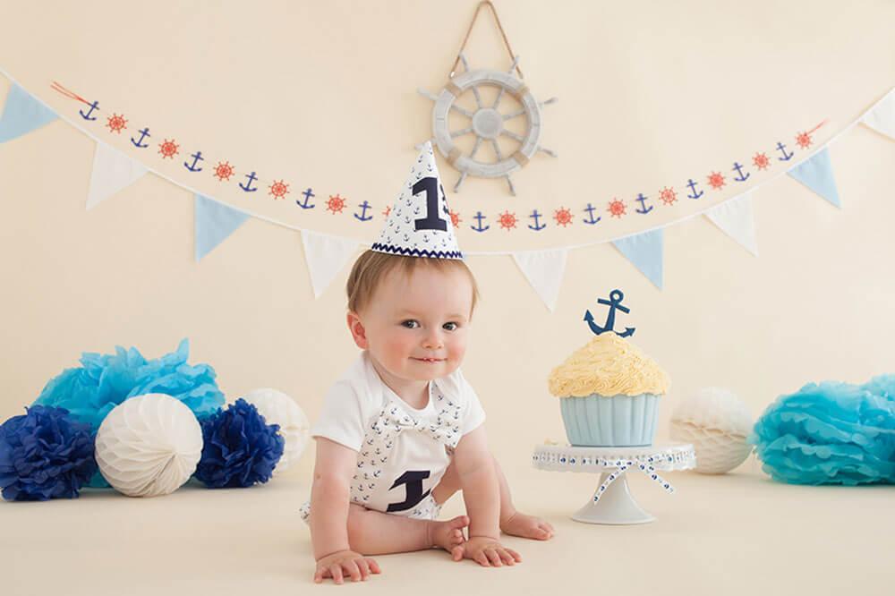 Cumpleaños bebe de un año