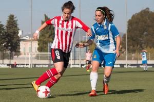 Fotografía fútbol profesional femenino