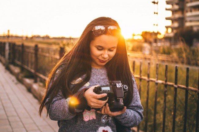 Fotógrafa para sesiones en Granollers