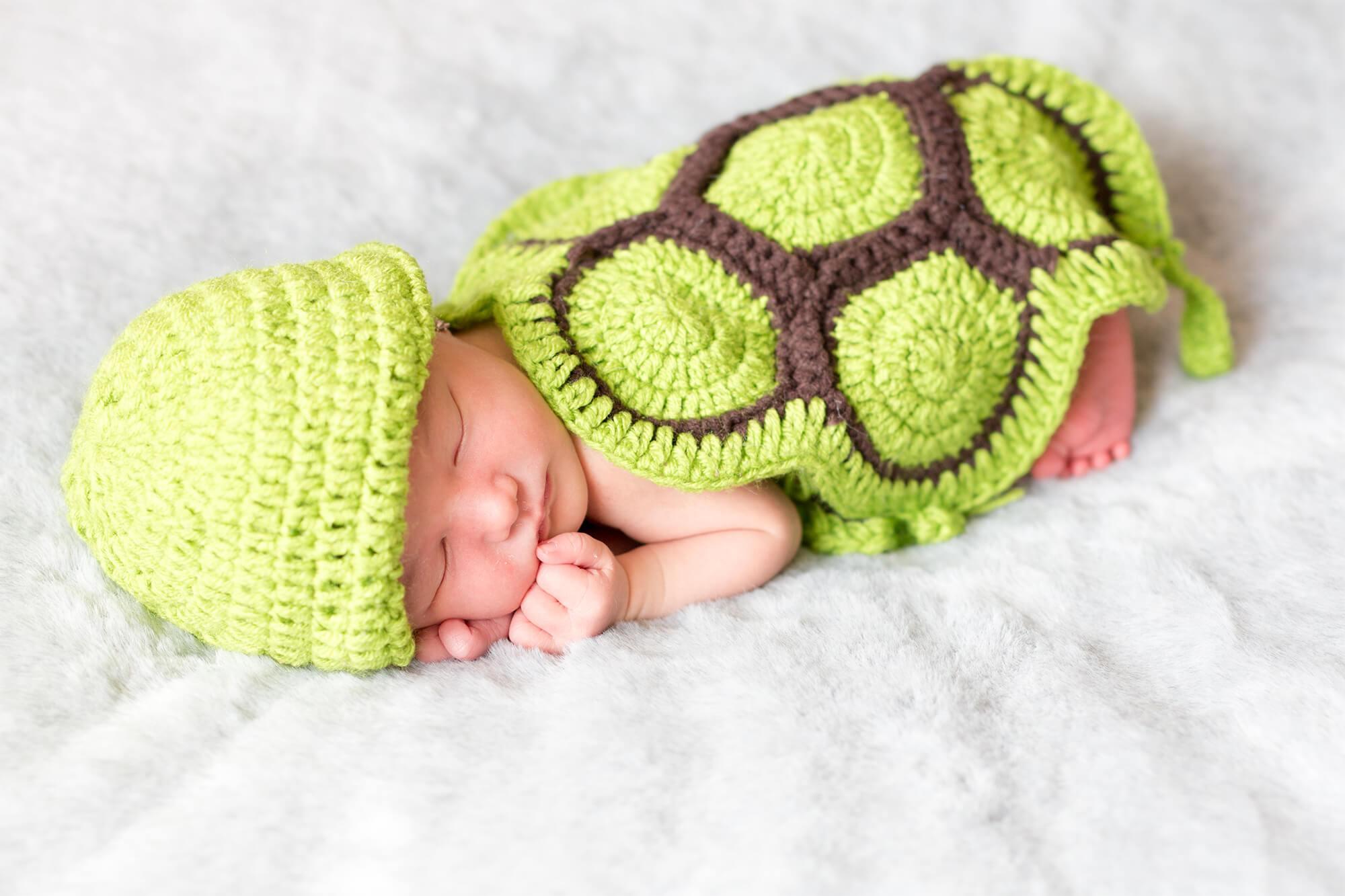 Sesión de fotos recién nacido