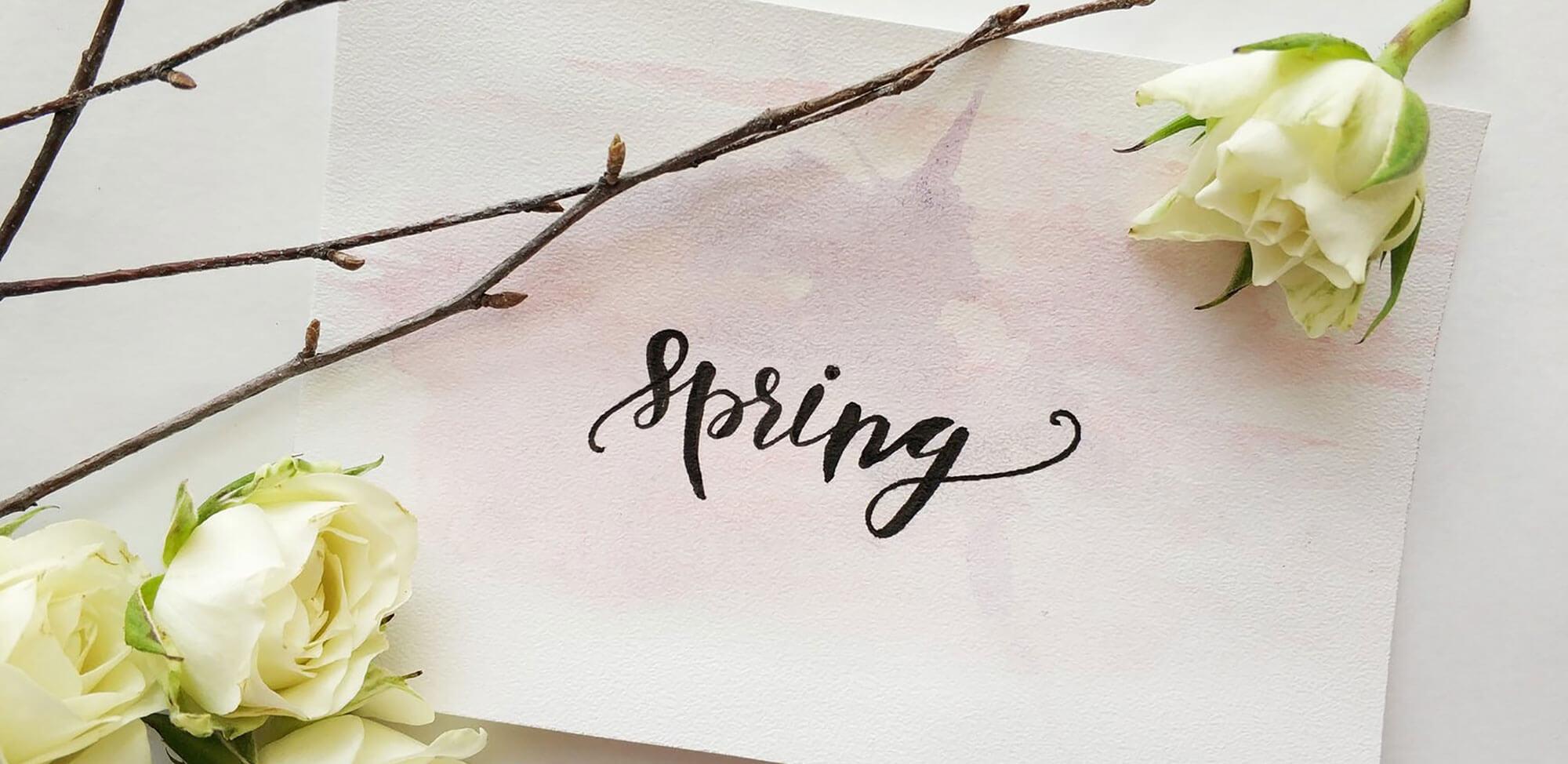 Fotografía primavera