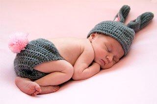 Fotografía bebé recién nacido