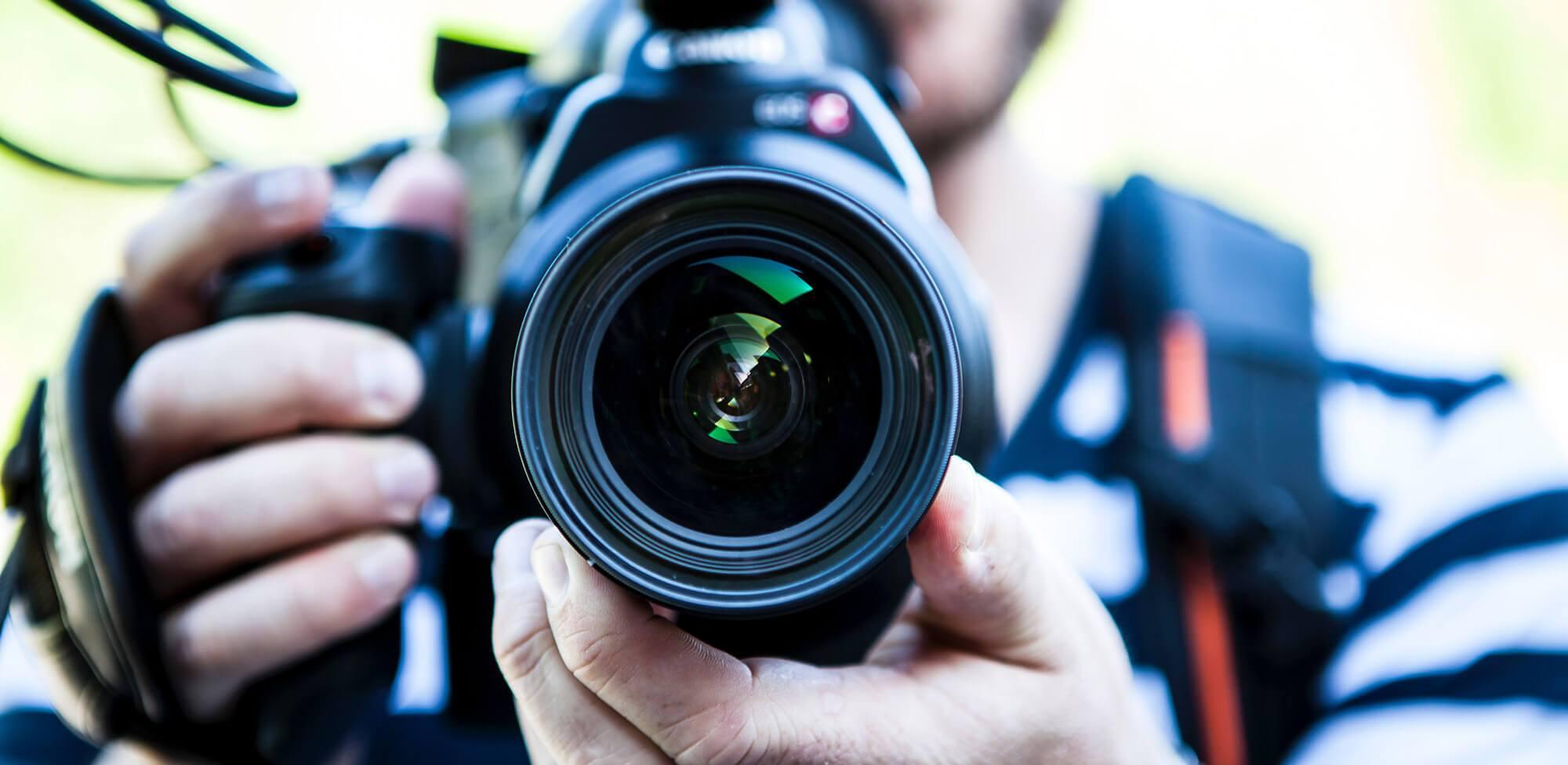 Cámara réflex para vídeo