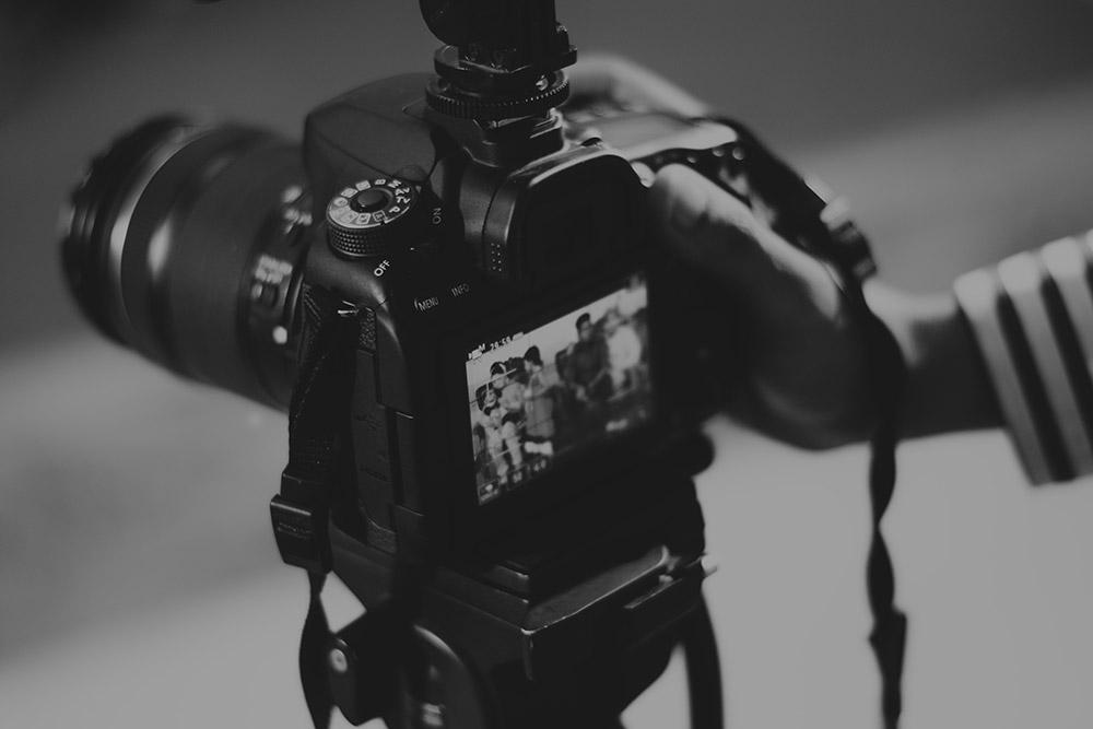 Cámaras réflex para grabación de vídeo